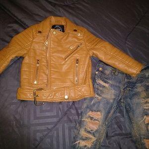 e4fd89896e jordan craig Jackets & Coats - Jordan Craig Kids Biker Jacket